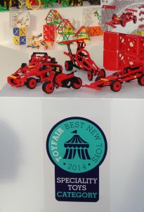 Triqo won best toy in the show