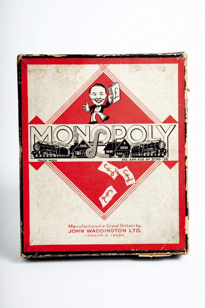 Early UK Monopoly sets are worth Monopoly money says ParcelHero