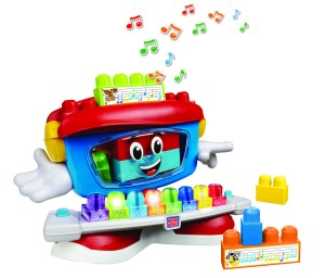 Billy Beats by Mega Bloks First Builders