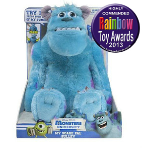 HUGGABLE SULLY HIGH COM