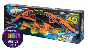air storm z curve bow WINNER