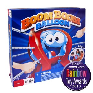 boom boom balloon HIGH COM