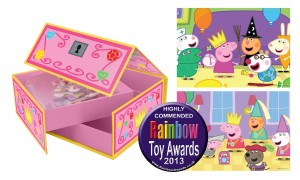 pepper pig secrets box