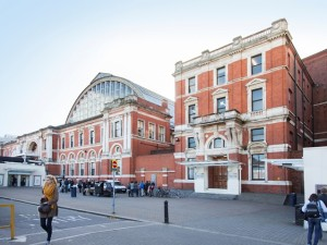 Olympia London's Pillar Hall - exterior