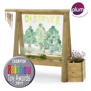 Discovery Create and Paint Easel overall champion