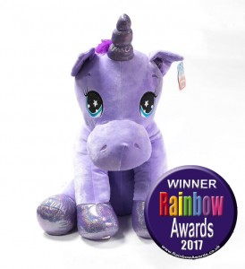 grossman unicorn plush