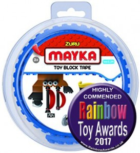mayka tape highly commended