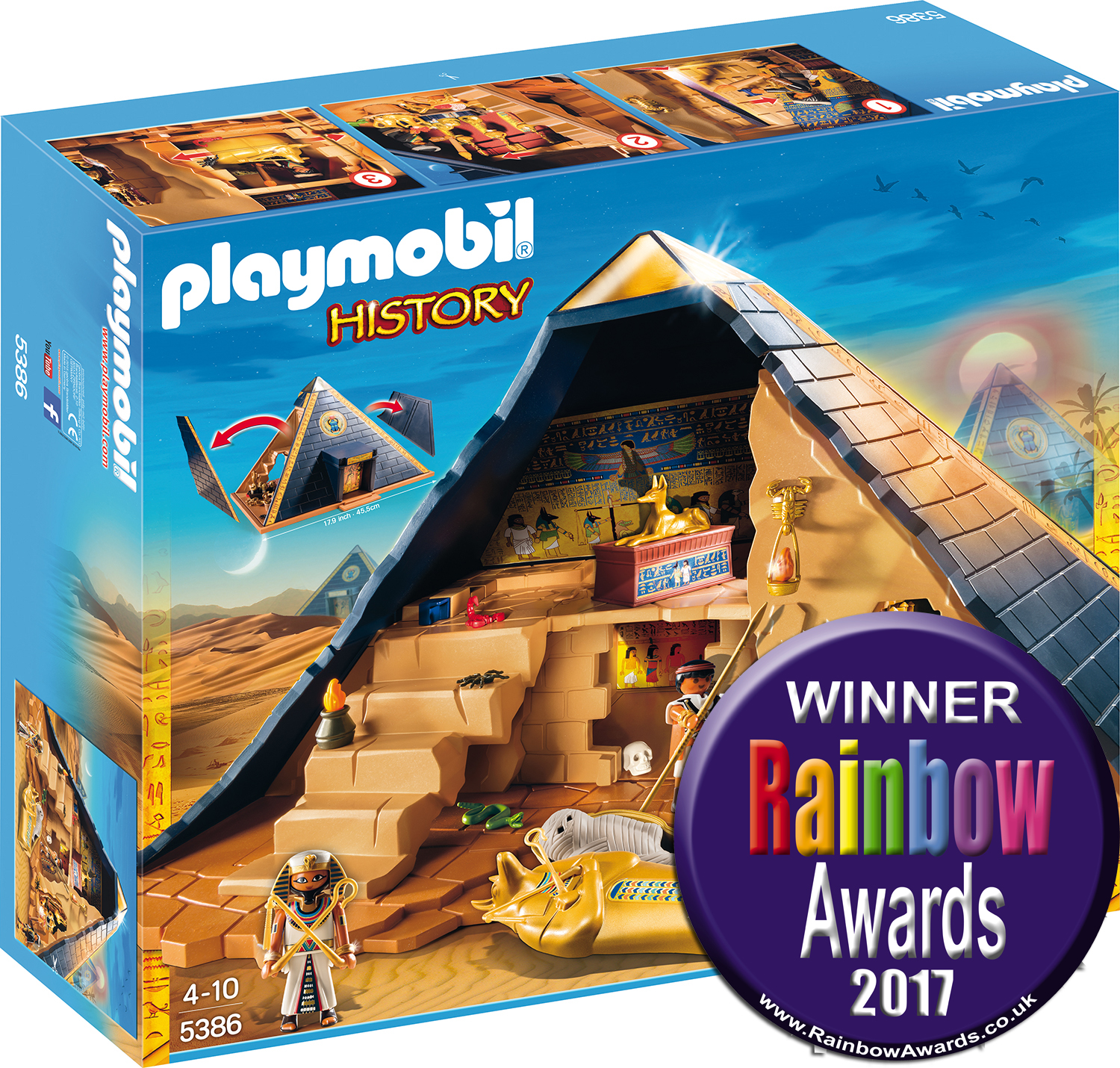 Rainbow Toy Awards The Awards for the UK Toy Industry