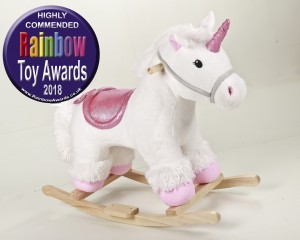 preschool - hc unicorn ride on