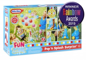 Fun Zone Pop N Splash Surprise